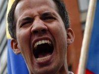 """Rum yönetimi kendi kendine gelin güvey olan Juan Guaido'yu """"Venezuela Devlet Başkanı"""" olarak tanıma yolunda"""