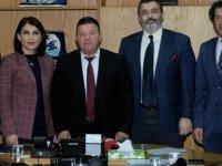 """Başbakanlıkta """"Afet Anında Vatandaşın Nasıl Bilgilendirileceğine İlişkin Protokol"""" imzalandı"""