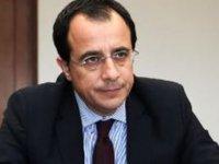Hristodulidis AB-Arap ülkeleri birliği zirvesi için Brüksel'de