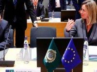 """AB Suriye'de """"Siyasi Çözüme"""" işaret etti"""