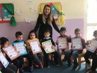 Montessori'de karne günü etkinlikleri şölen havasında geçti