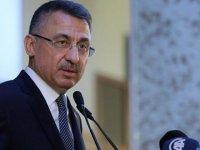 """Oktay: """"Doğu Akdeniz'de Kıbrıslı Türklerin ve kendi haklarımızı korumaya devam edeceğiz"""""""