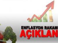 Ocak ayı Enflasyon rakamları açıklandı