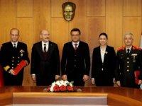 """Türkiye ile """"Sahil Güvenlik Alnında Destek ve İşbirliği Protokolü"""" imzalandı"""