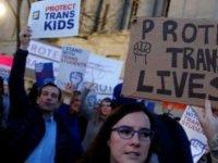 """Beyaz Saray önünde """"Kaşıkçı"""" protestosu"""