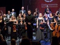 """Cumhurbaşkanlığı Senfoni Orkestrası'ndan """"Kış Konseri"""""""