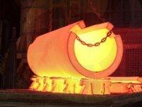 Akkuyu NGS'nin ilk reaktör basınç tankı tabanı üretildi