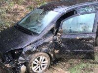Lefkoşa - Gazimağusa anayolunda kaza