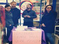 Nükleer santrala karşı imza kampanyası devam ediyor