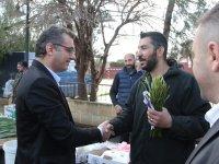 Başbakan Güzelyurt'ta halk ile bir araya geldi
