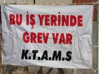 Ktams, yarın Motorlu Araçlar Mukayyitliği'nde grevde