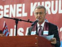 Ağaoğlu: Bugün Trabzonspor'un çocukları Çanakkale'deki gibi katledildi