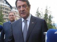 Anastaiadis'e göre 'Sorun, Türk tarafının siyasi eşitlik yorumunda'