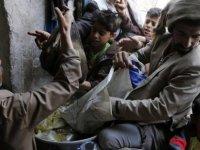 4 milyon kişiyi doyuracak gıda yardımı çürüyor