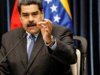 """Venezuela Devlet Başkanı Maduro: """"guaido'nun tutuklanacağı gün gelmedi"""""""