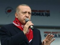 Erdoğan: Domates, biberle ülkemizi ters köşe yapmaya çalışıyorlar