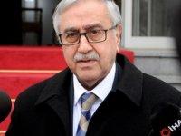 Cumhurbaşkanı Akıncı, BM Kıbrıs raporu hakkında konuştu