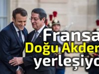 DW:Fransa, Doğu Akdeniz'e yerleşiyor