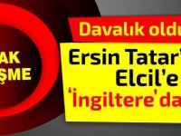Tatar Elcil'i İngiltere'ye gitme/me konusunda dava ediyor