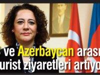 KKTC ve Azerbaycan arasındaki turist ziyaretleri artıyor