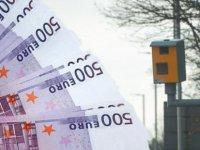 Trafik kameraları için 1,5 milyon euro tazminat ödediler