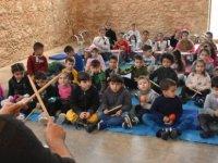 Girne Belediyesi yarı yıl şenliği ritim atölyesiyle sona erdi