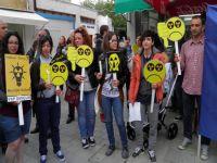 Nükleer karşıtları Akkuyu'ya karşı yürüyor