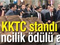 """""""KKTC standı birincilik ödülü aldı"""""""
