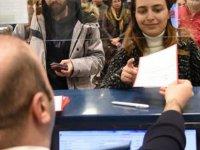 Deniz ve havalimanı giriş kapılarında kayıtdışı işgücüne  yönelik broşürler dağıtılıyor
