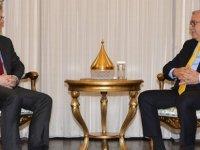 Cumhurbaşkanı Akıncı, İngiliz Yüksek Komiseri Lıllıe'yle görüştü