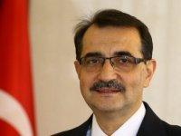 """T.C. Enerji Bakanı Dönmez: """"Akdeniz'de uluslararası şirketlerle yeni işbirlikleri olabilir"""""""