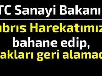 """Mustafa Varank:""""Kıbrıs Barış Harekatımızı bahane edip,uçakları geri alamadık"""""""