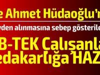 Kıb-TEK'te imzalanan TİS ile çalışanlar fedakarlığa hazır!