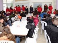 Gençlik Dairesi Kantara kış kampı tamamlandı