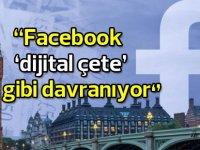 """""""Facebook, kârı veri güvenliğine tercih etmeyi sürdürüyor"""""""