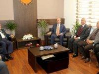Milli Varoluş Konseyi'nden UBP'ye ziyaret…