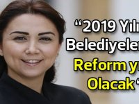 Baybars: 2019 reform yılı olacak