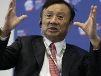 Huawei'nin patronu ABD'den korkmuyor: Dünya biz olmadan yapamaz