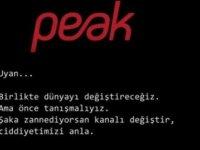 41 kanalda gösterilen Peak reklamı çalıntı çıktı!