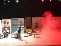 Sos çocukköyü yararına tiyatro oyunu sahnelendi