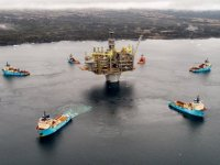 Exxonmobil yakıt depolarını Vasiliko'ya taşıma anlaşmasını imzaladı