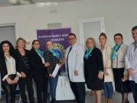 Alsancak Mare Monte Lıons Kulübü'nden onkoloji bölümüne bağış