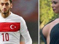 Merve Sanay hacklendi! Hakan Çalhanoğlu'nun  mesajları ifşa oldu