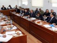 Sel felaketi için; Komite toplandı