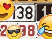 O ülkede Plakalarda emoji kullanmak yasallaşıyor