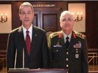 Türkiye Milli Savunma Bakanı Hulusi Akar yarın ABD'ye gidecek.