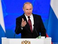 Putin'den ABD'ye füze resti