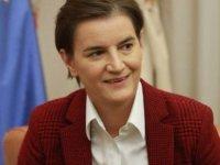 Sırbistan Başbakanı'nın eşcinsel hayat arkadaşı doğum yaptı