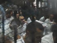 Mısır'da başsavcıya düzenlenen bombalı saldırıdan sorumlu oldukları iddia edilen 9 genç idam edildi