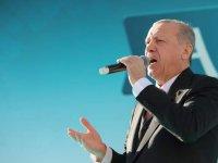 Erdoğan: Şimdiki kuyruk yokluk değil bereket kuyruğu